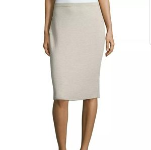 Eileen Fisher wool skirt